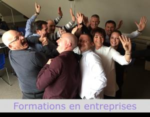 Formations en entreprises pour managers et cadres